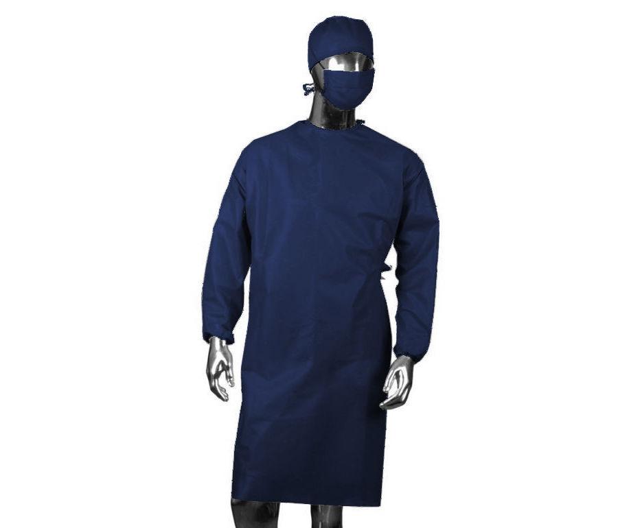 Bata Modelo 1 Azul marino