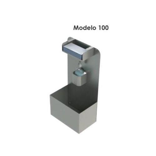 Central higienizante portátil Modelo 100