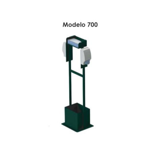 Central higienizante portátil Modelo 700