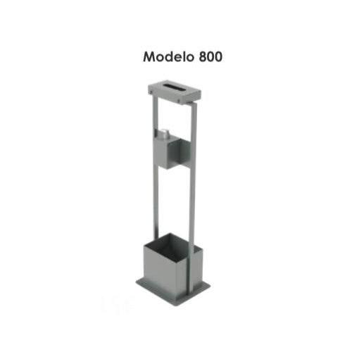 Central higienizante portátil Modelo 800