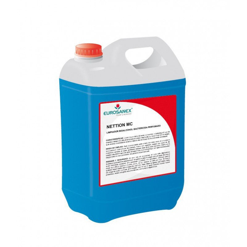 Nettion MC Limpiador bactericida