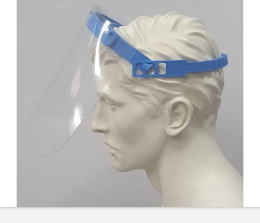 Pantalla de protección facial 2