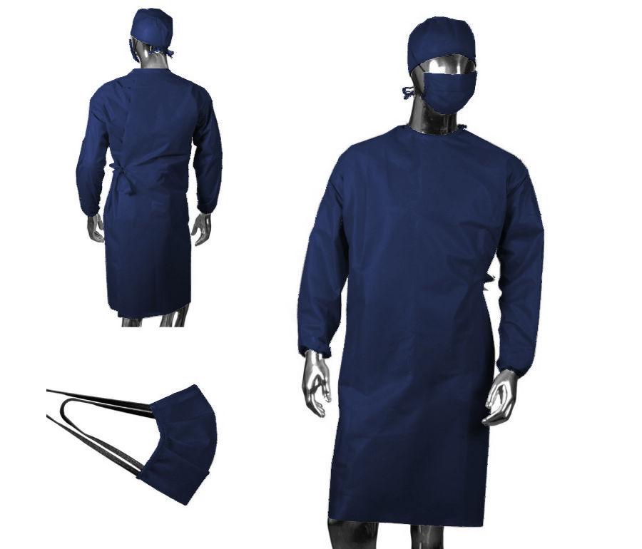 Protección polipropileno Azul marino